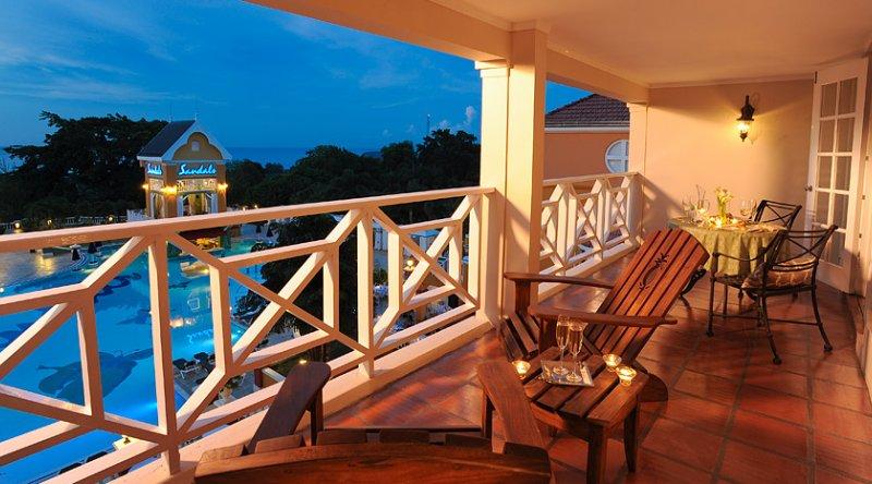 Great House One Bedroom Butler Suite - Sandals Ochi
