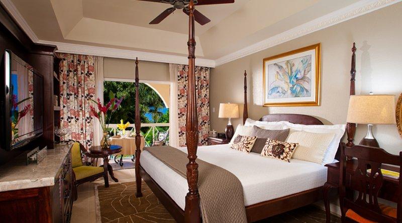 Caribbean Luxury - Sandals Montego Bay