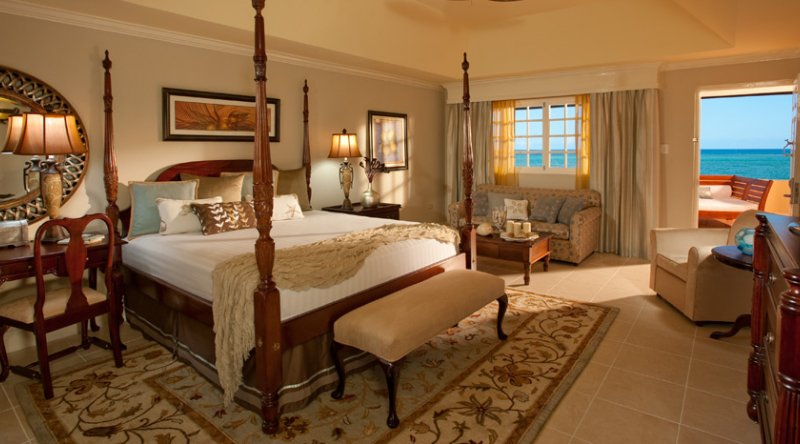 Beachfront Butler Villa Suite - Sandals Montego Bay