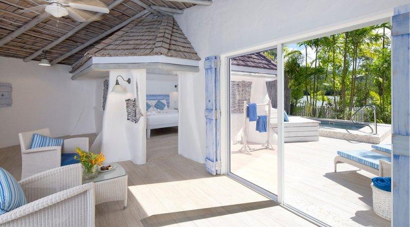 Gauguin Cottage Galley Bay Resort & Spa