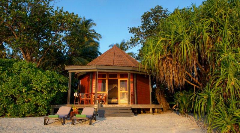 Beach Villa - Komandoo Island Resort