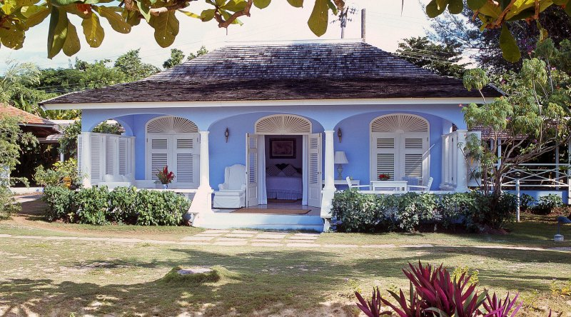 Blue Cottage - Jamaica Inn