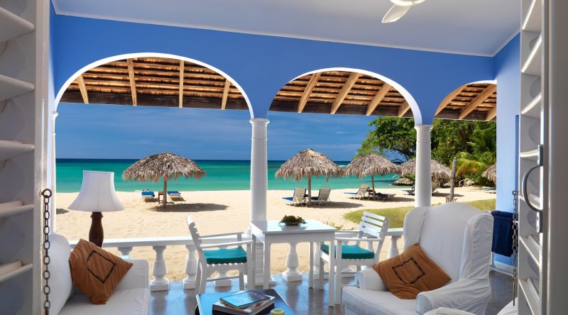 Two Bedroom Clearwater Villa with Pool  - Jamaica Inn