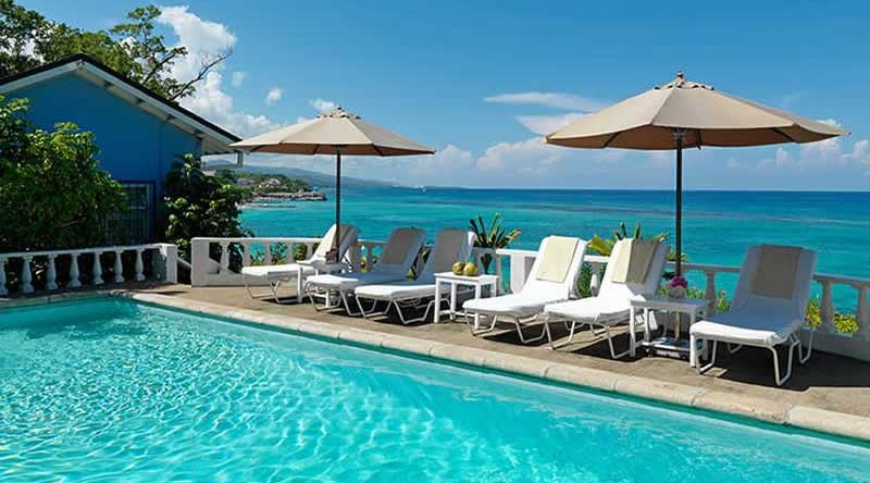 Three Bedroom Clearwater Villa with Pool - Jamaica Inn
