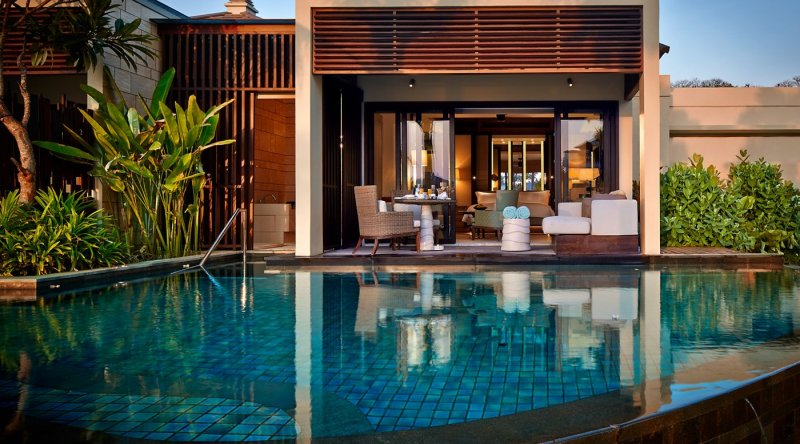 Pavilion Villa With Pool Access - Ritz Carlton