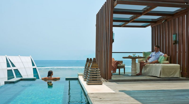 Sky Villa With Private Pool - Ritz Carlton