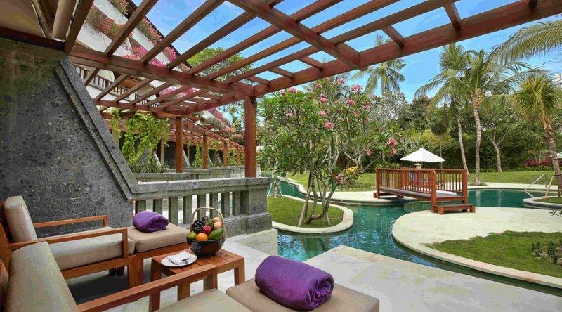 Palace Club Lagoon Suite - Nusa Dua Beach Hotel & Spa