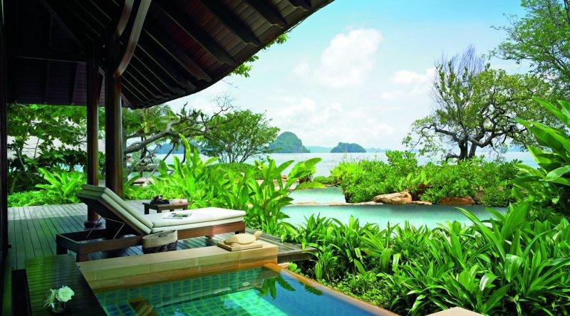 Beach Villa - Phulay Bay Ritz-Carlton Reserve