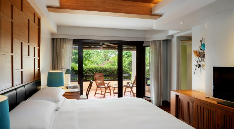 Deluxe Garden Terrace - Renaissance Koh Samui Resort & Spa