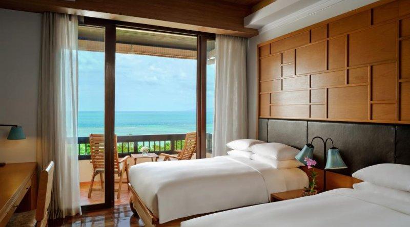 Deluxe Sea View - Renaissance Koh Samui Resort & Spa