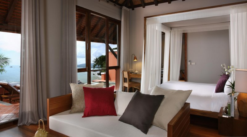 Beachfront Pool Villa - Renaissance Koh Samui Resort & Spa