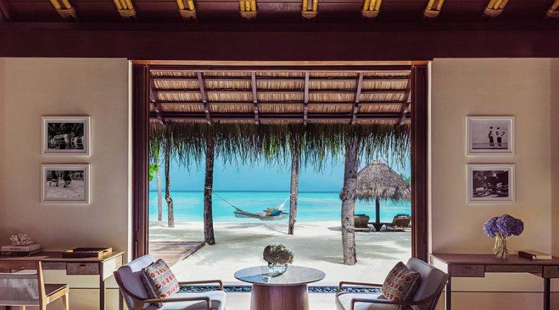 Beach Villa - One & Only Reethi Rah