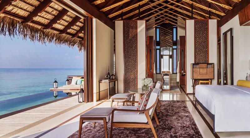 Water Villa - One & Only Reethi Rah