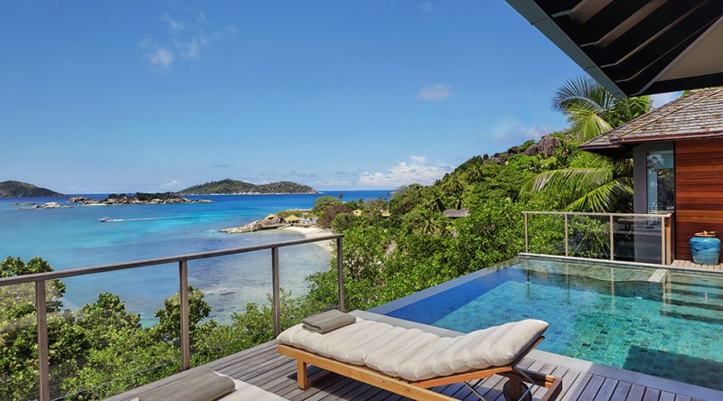 Oceanfront Pool Villa - Six Senses Zil Pasyon