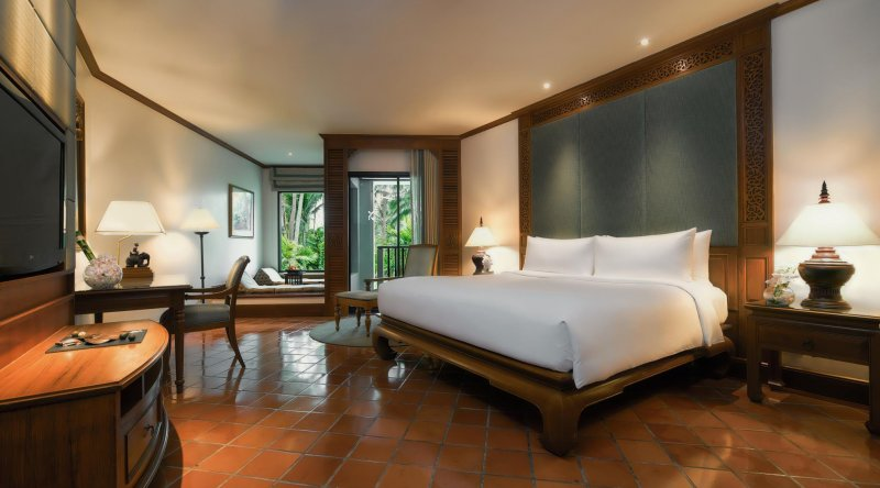 Deluxe Garden - JW Marriott Phuket Resort & Spa