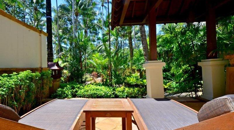 Deluxe Terrace - JW Marriott Phuket Resort & Spa