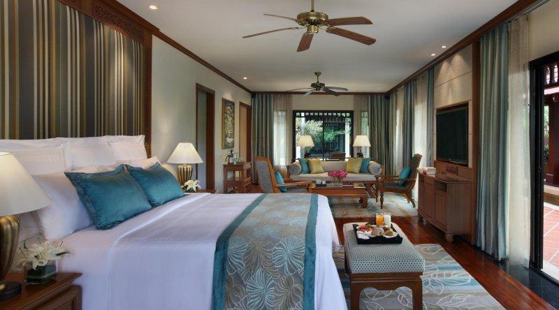Ocean Front Suite - JW Marriott Phuket Resort & Spa