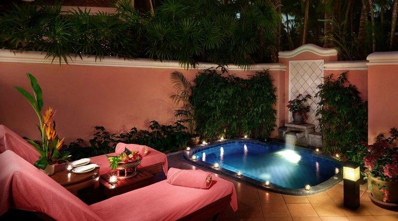 Grand Deluxe Garden Villa Plunge Pool - Santiburi Beach Resort & Spa