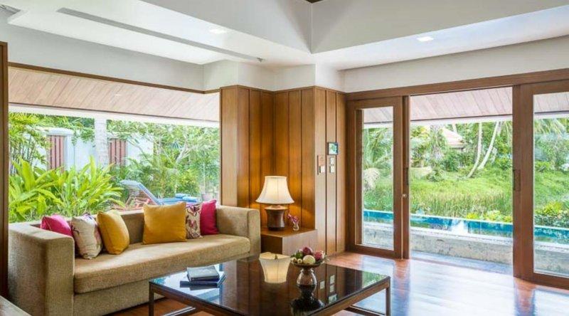 Deluxe Pool Villa - Santiburi Beach Resort & Spa