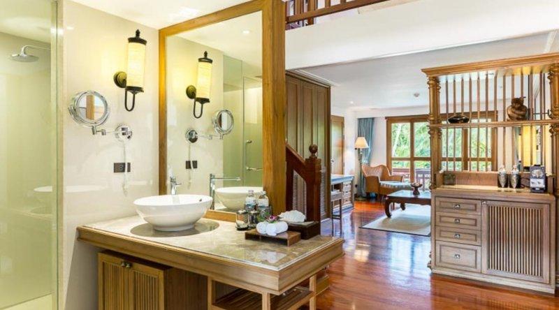 Two Bedroom Duplex Suite - Santiburi Beach Resort & Spa