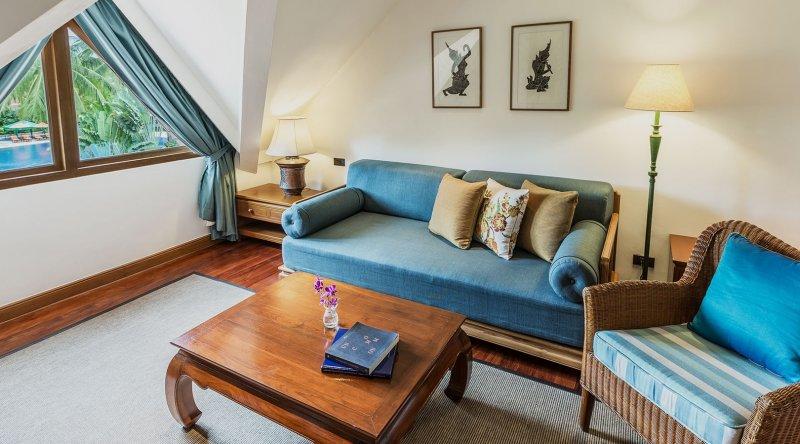 One Bedroom Duplex Suite - Santiburi Beach Resort & Spa
