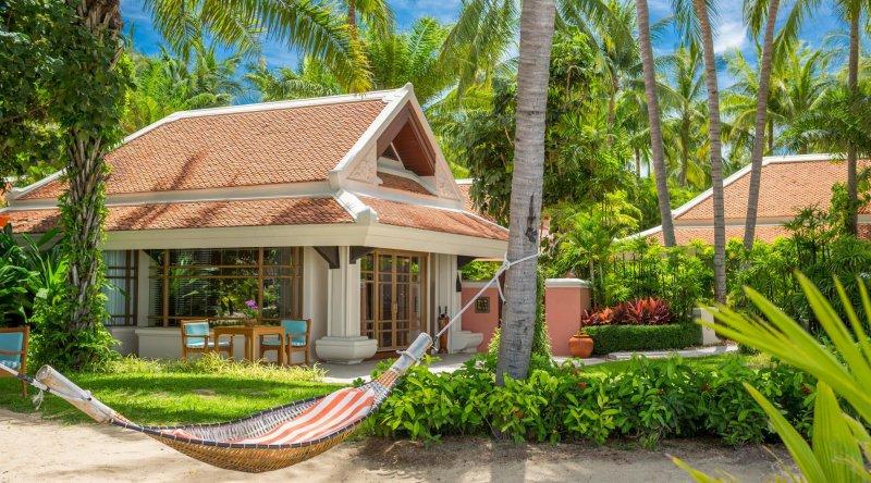 Deluxe Beachfront Villa  - Santiburi Beach Resort & Spa