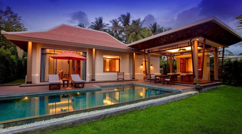 Grand Deluxe Pool Villa - Santiburi Beach Resort & Spa