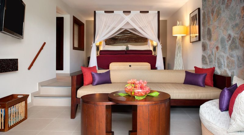 Sea View Room - Kempinski Seychelles Resort