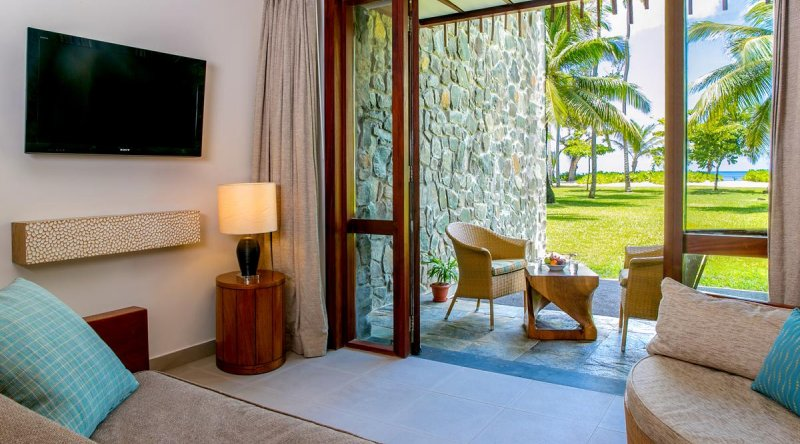 Sea View Garden Room - Kempinski Seychelles Resort