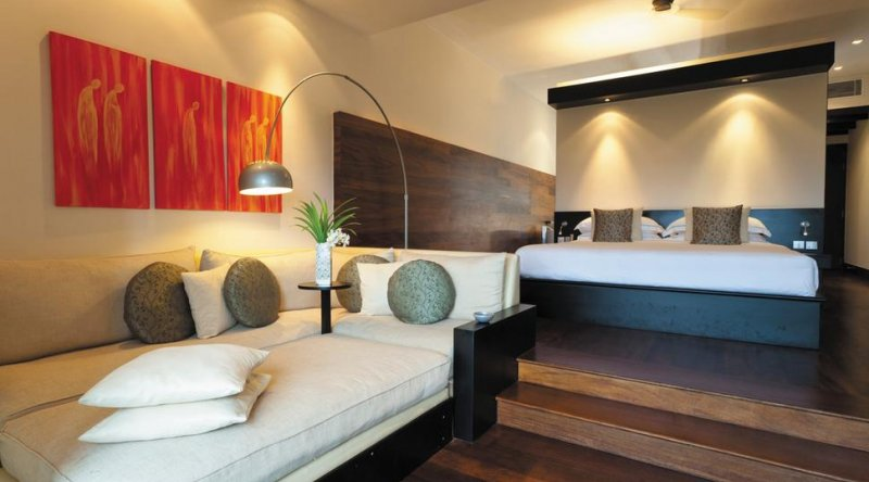 Beach Room - The Fortress Resort & Spa