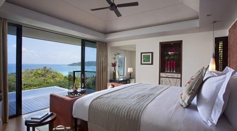 Ocean View Pool Villa - Raffles Seychelles