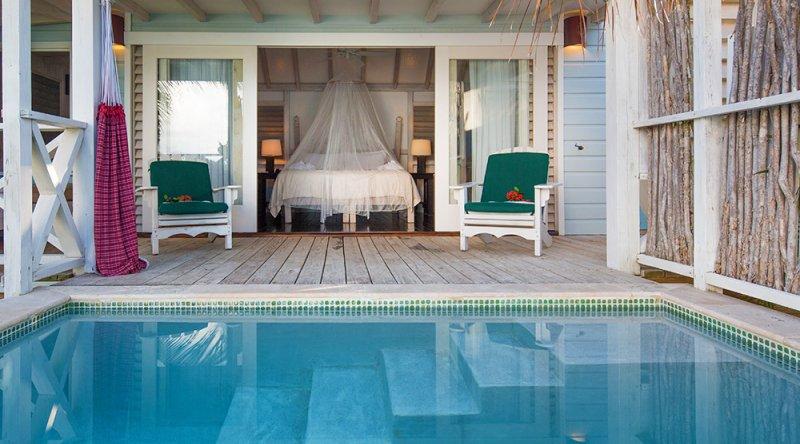 Deluxe Pool Cottage - Cocobay Resort