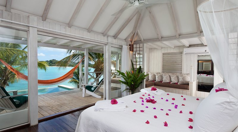 Premium Waterfront Suite - Cocobay Resort