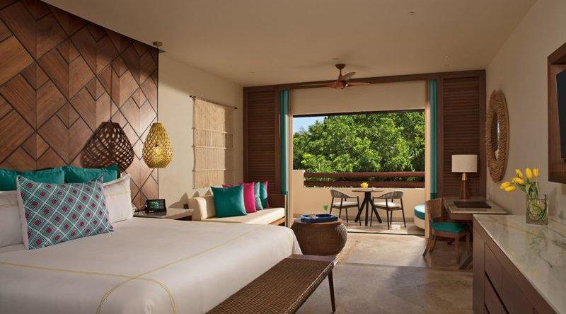 Junior Suite Tropical View - Secrets Maroma Beach